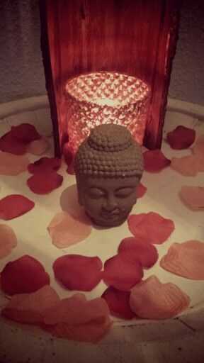 #Chillouttime #Buddha #Deko