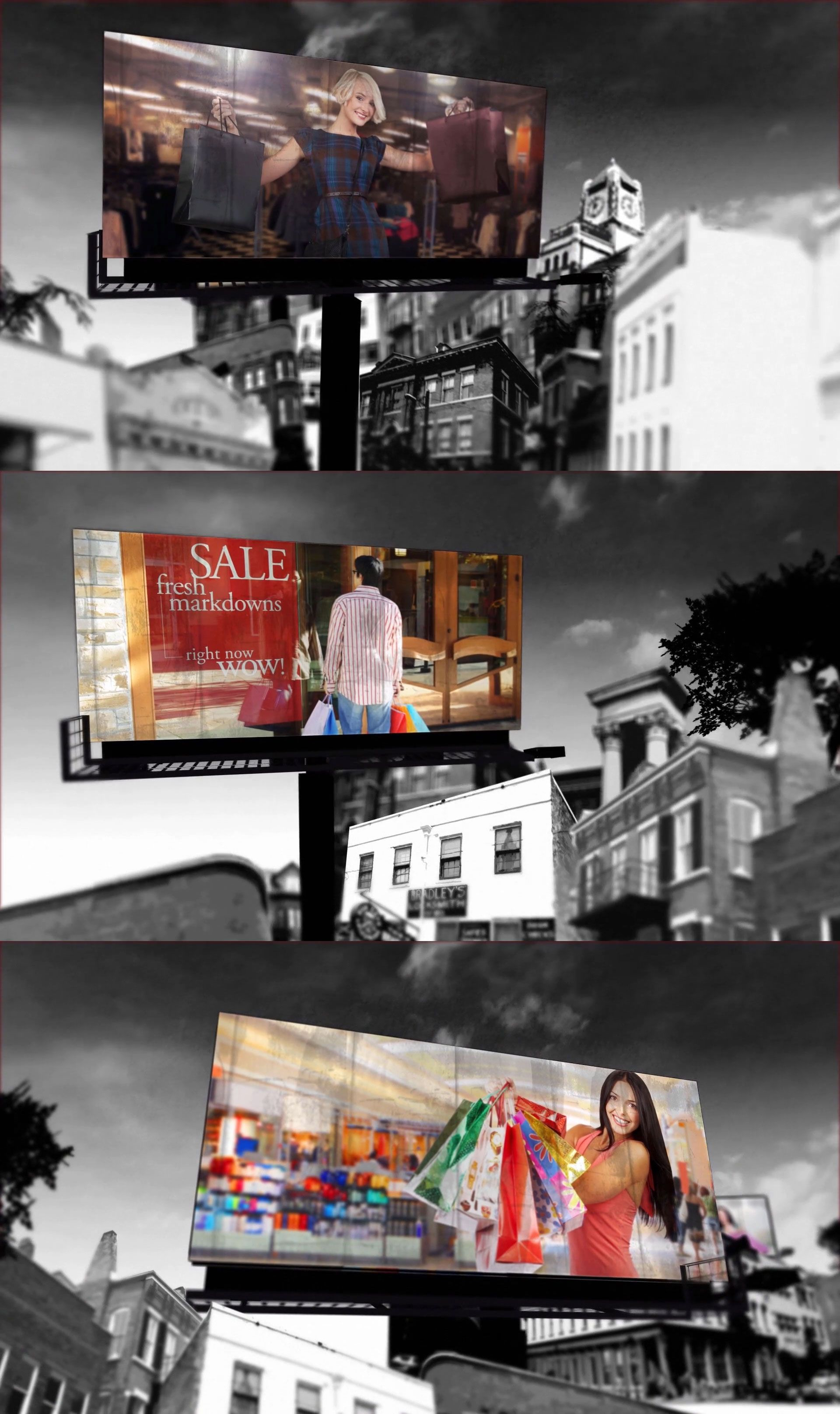 Billboard Promotion 30 Second Version 6 Placeholder Renderforest Billboard Corporate Videos Business Video