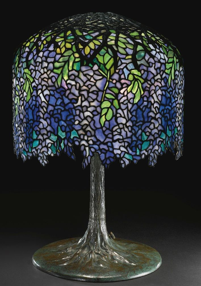Vetrate liberty bicchieri cristalli arte pinterest for Mobili tiffany
