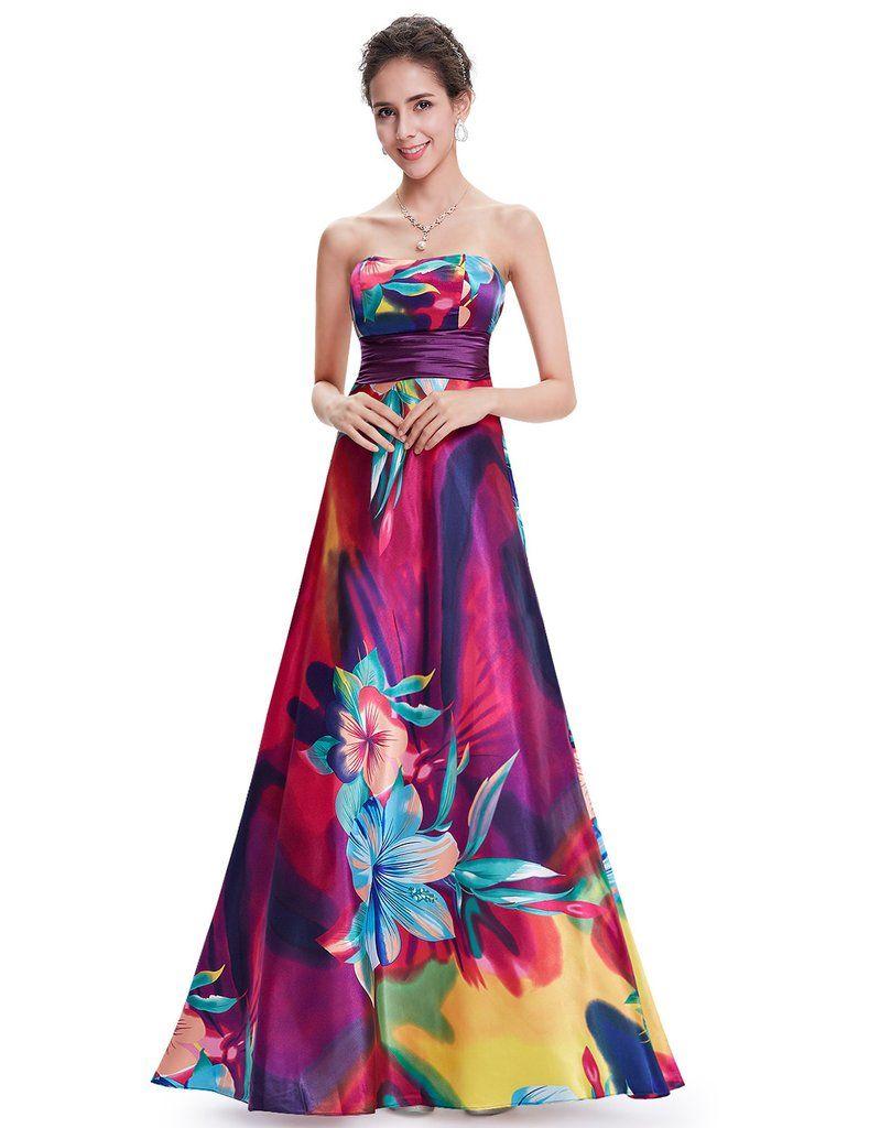 852e97a499 Vestidos elegantes para fiestas. Vestido palabra honor Alice