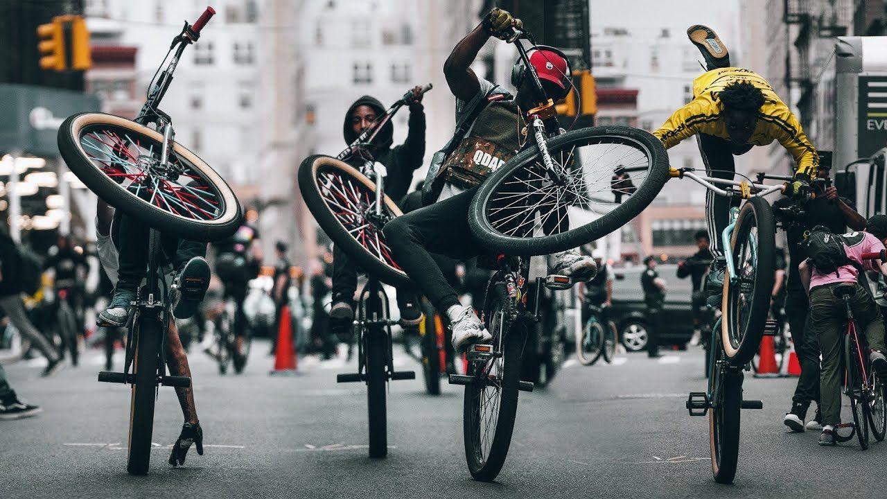 Wheelie Boys A Ap Ferg Rrdblocks Nyc Youtube Boy Bike Bmx