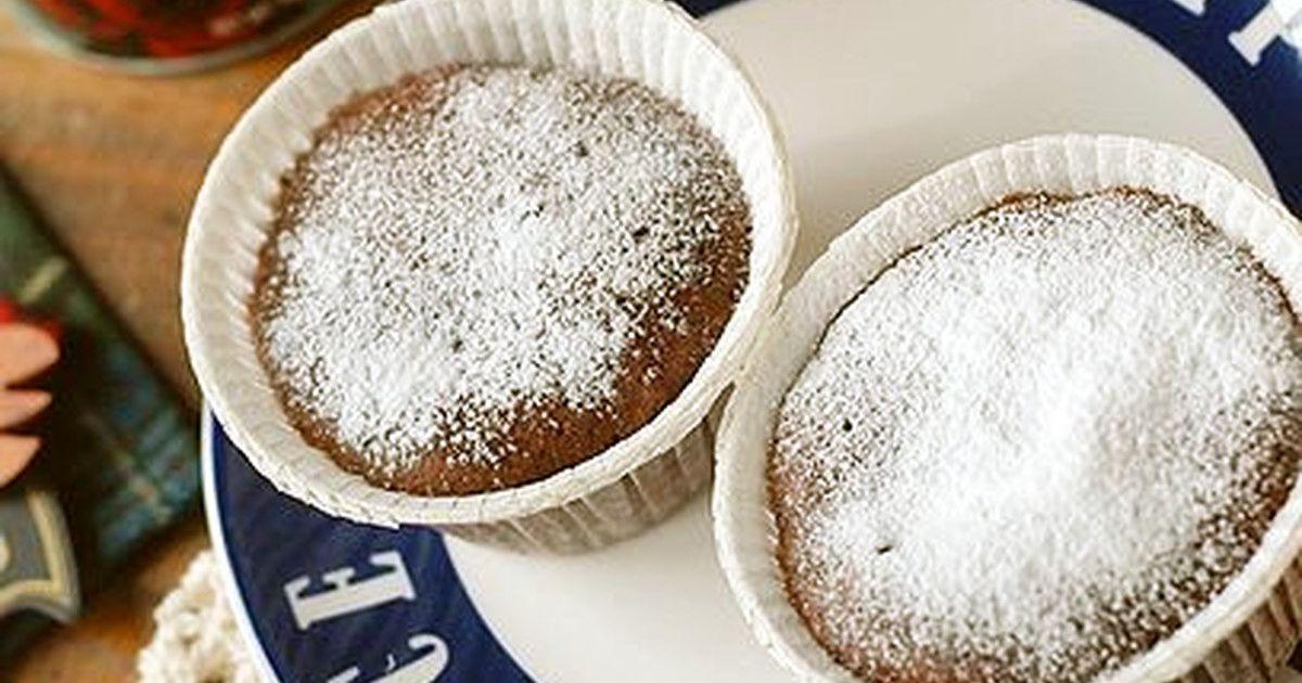 ショコラ レシピ 簡単 フォンダン