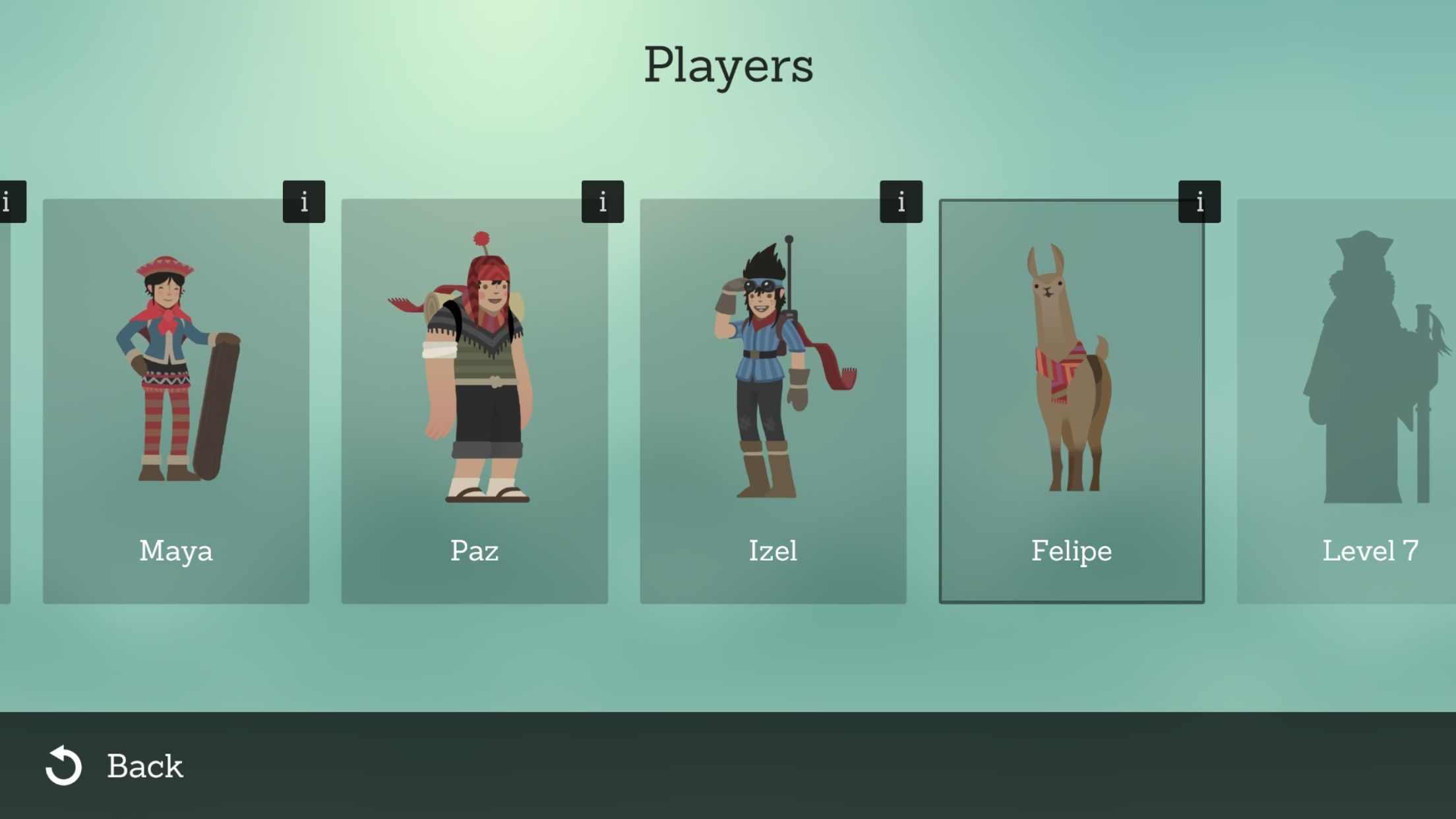 alto's adventure characters - Google Search