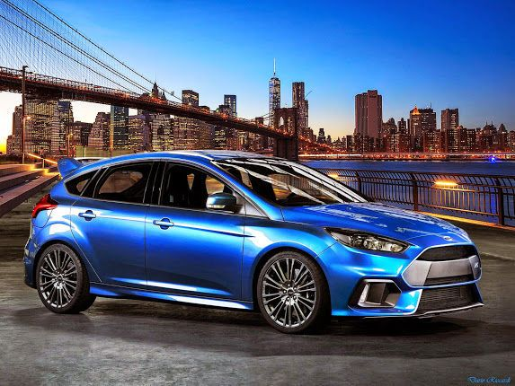 350hp 350lb Ft Torque In A Tiny Little Car Fun Ford Focus Rs
