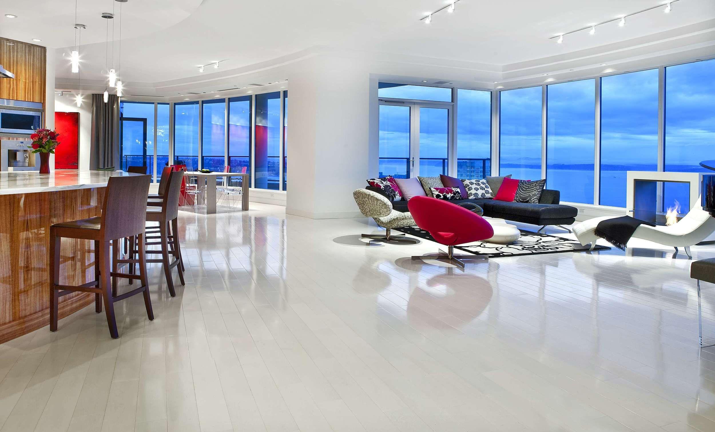 Penthouse Escala Seattle Architecture Design Luxury Estates