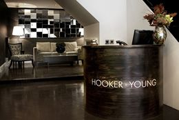 The stunning Hooker & Young Darlington Salon.  Award Winning Hairdressing in the North East England - Darlington.