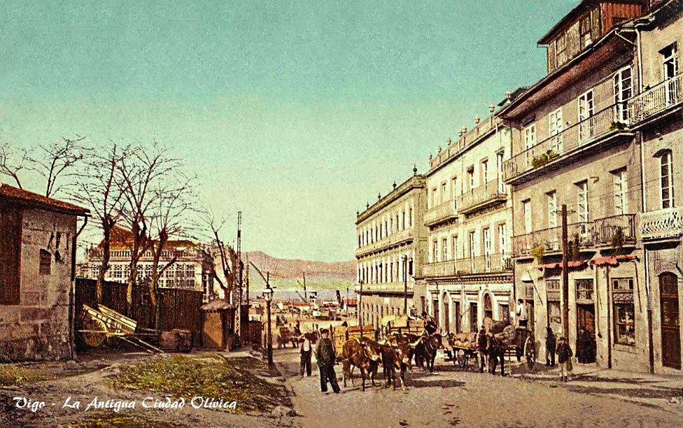El Ramal, primera década de 1900.