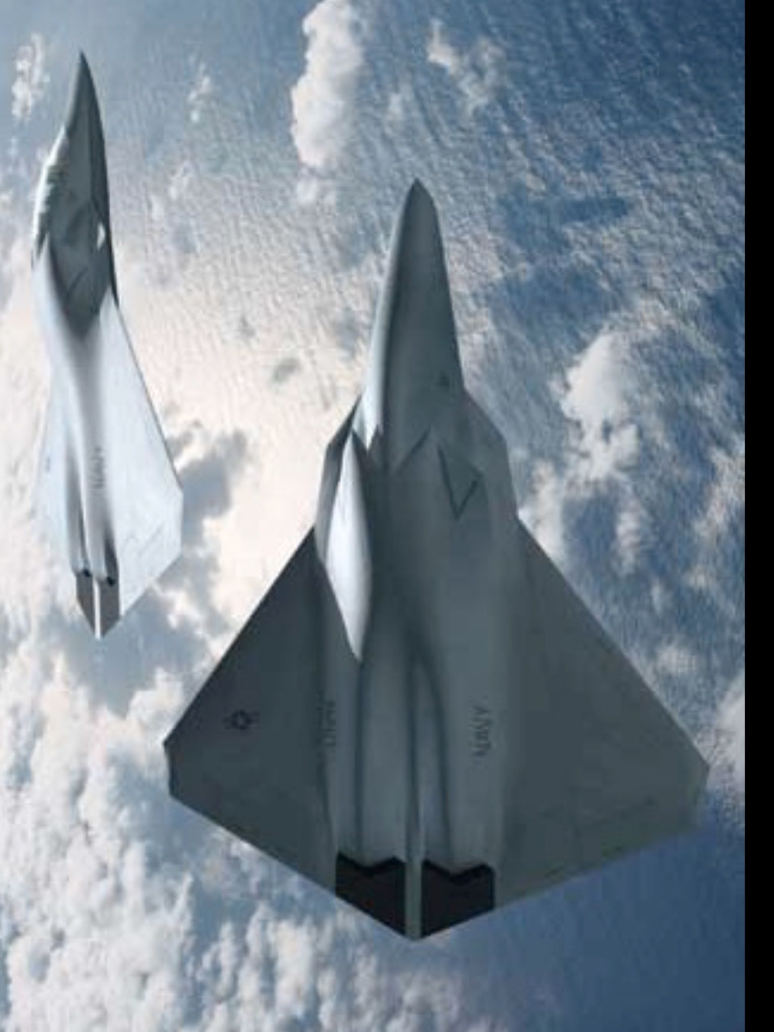 A F A S I A: Boeing F/A-XX 6th Generation Fighter Concept