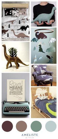 13++ Decoration dinosaure pour chambre ideas