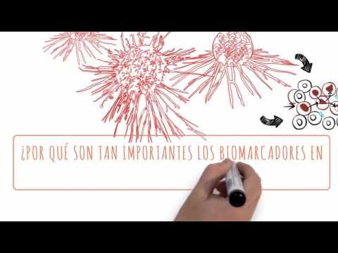 Biopsia líquida: Test biomarcadores en sangre (cáncer de colon) - YouTube