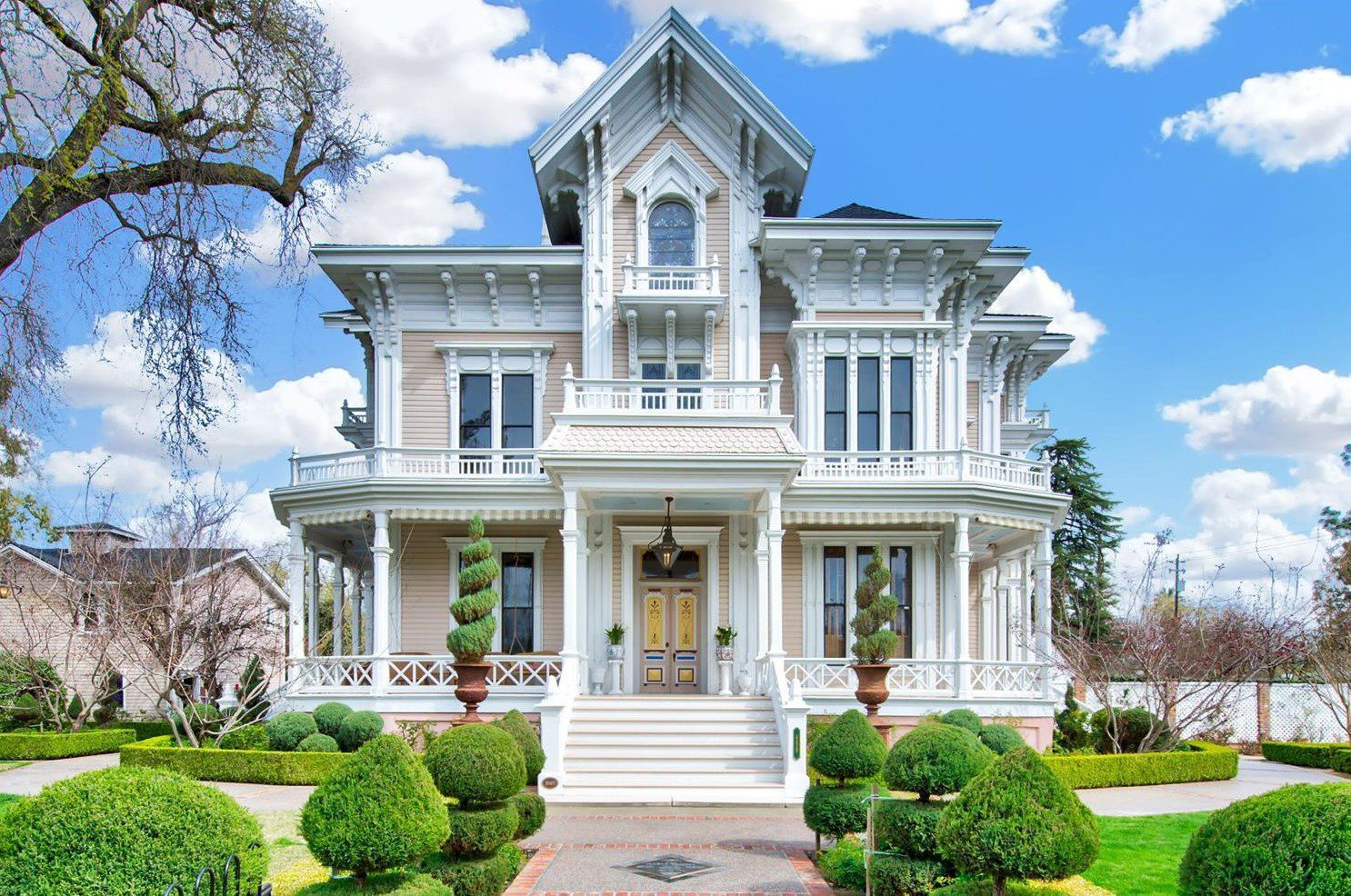 most beautiful homes of 2018 Victorian homes exterior