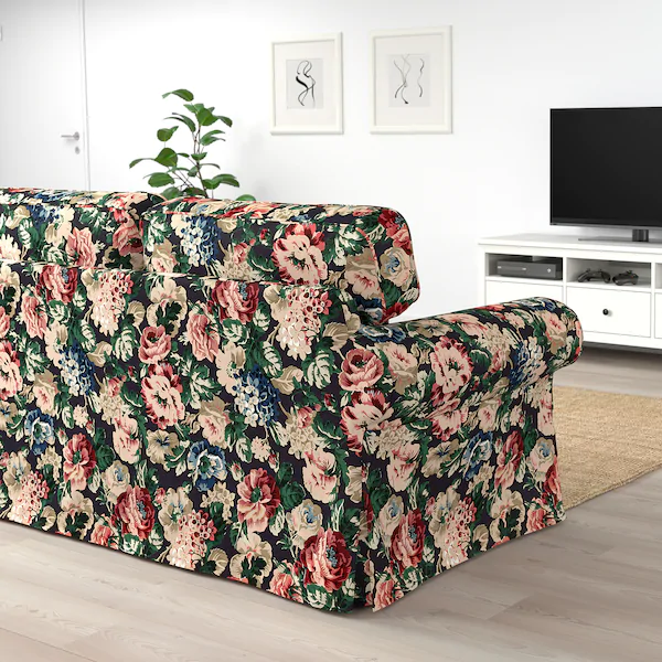 Pin By Lynn Chappell On Fabric Pattern Likes In 2020 Ektorp Sofa Ikea Ektorp Sofa Ikea Ektorp