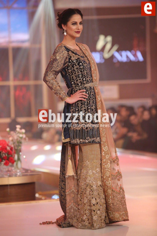 Best wedding dresses karachi  nickieninatelenorbridalcoutureweekebuzztoday
