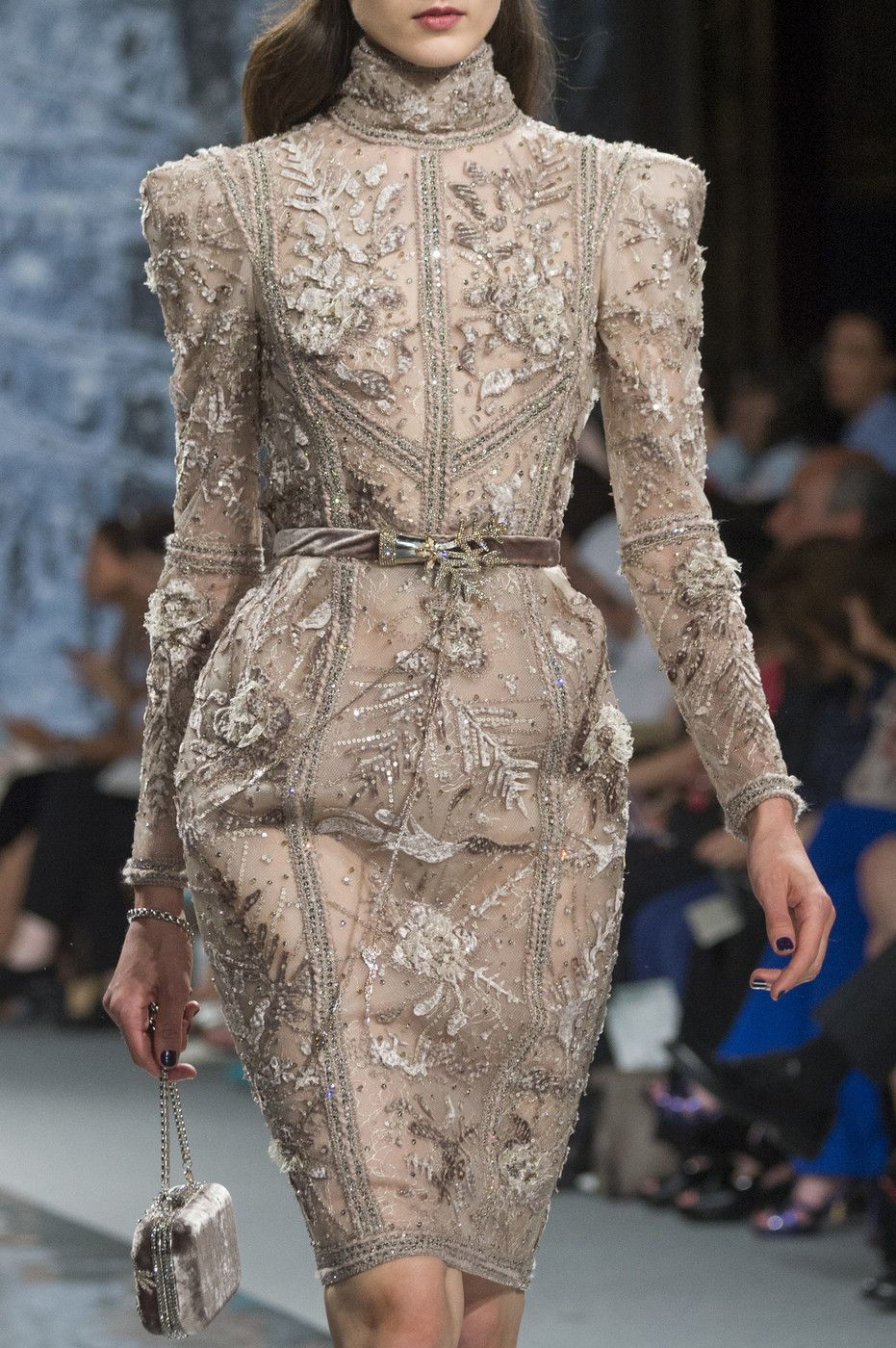 Ziad nakad at couture fall couture detail and couture collection
