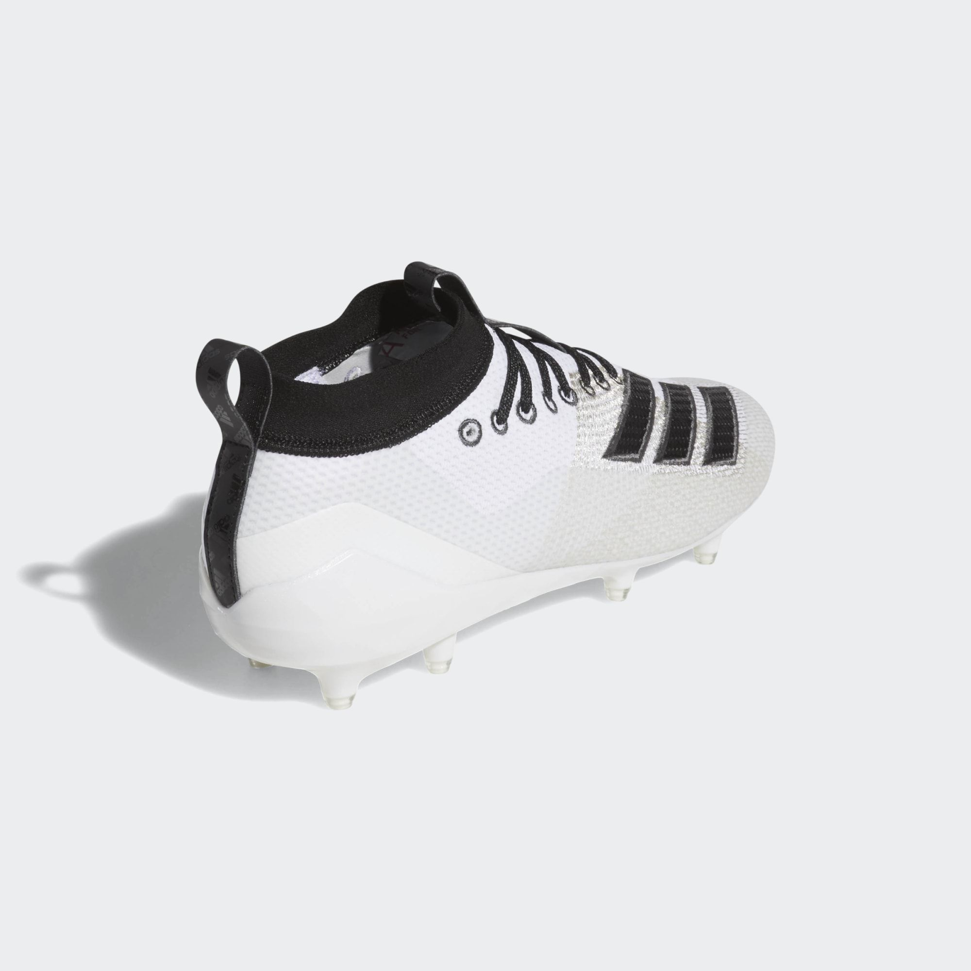 adidas 8.0 cleats white