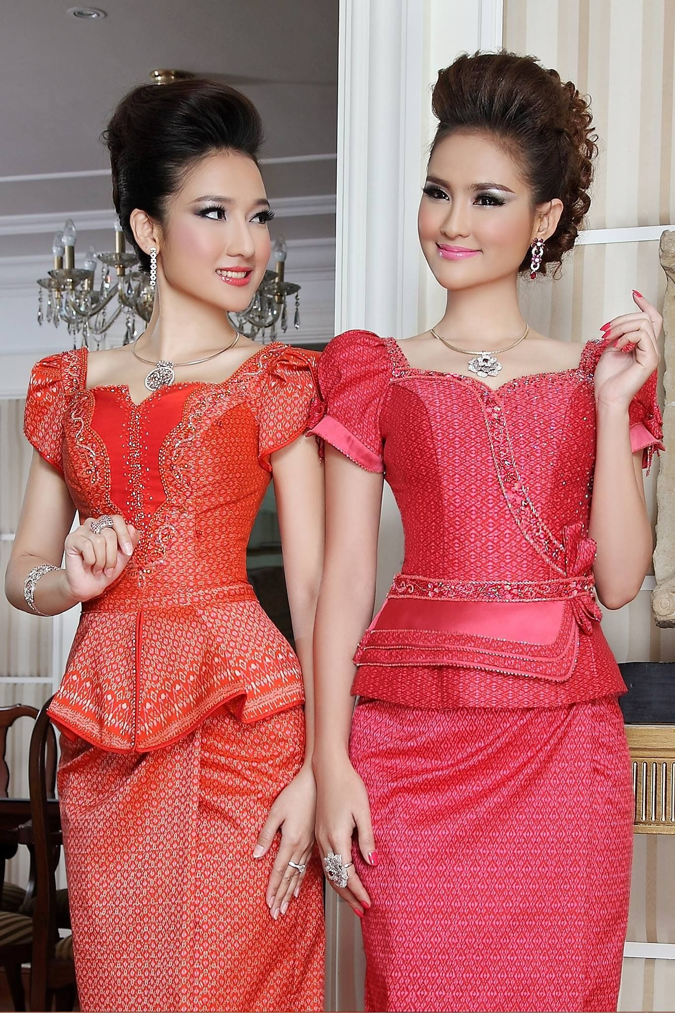 Beautiful khmer dress beautiful khmer dress pinterest for Khmer dress for wedding party