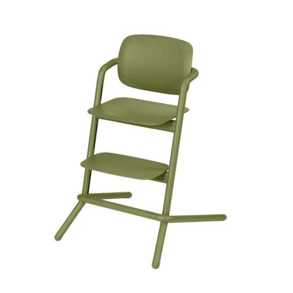 Chaise Haute Evolutive Lemo Outback Green Chaise Haute Bois