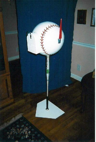 Mailbox Baseball The Right Way With Images Baseball