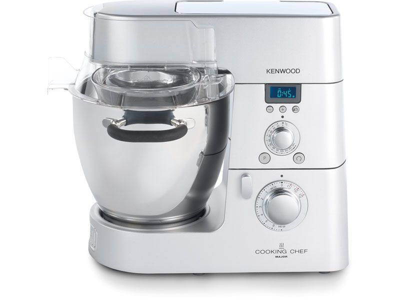 Kenwood Stand Mixer That Also Cooks Through Induction
