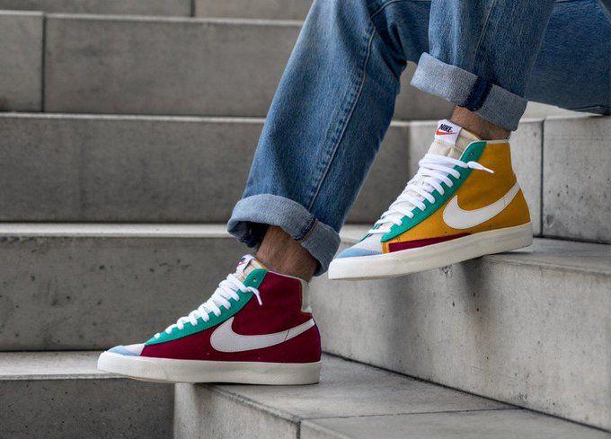 Épinglé sur Sneaker Releases & Restocks