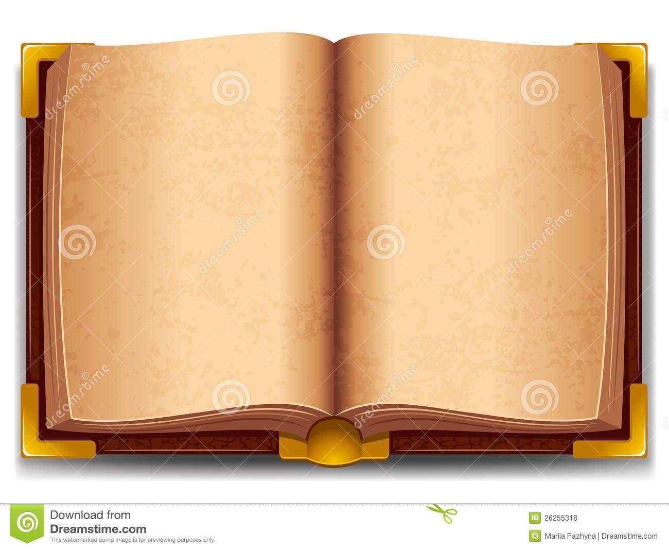 Рисунок раскрытой книги скачать