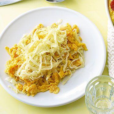 Überbackene Krautspätzle Rezept | Küchengötter