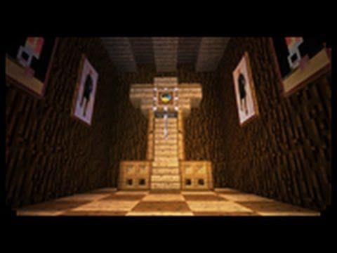 ✓ Minecraft: How to make a Grandfather Clock (Improved
