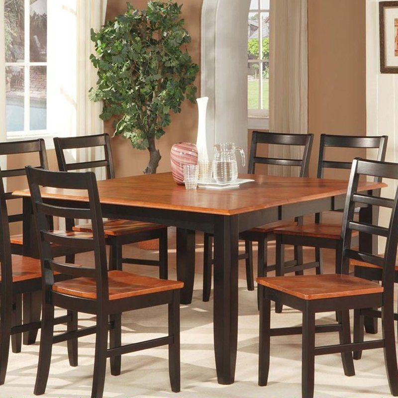 36 inch square dining table pedestal east west furniture parfait 3654 inch square dining table with butterfly leaf pft