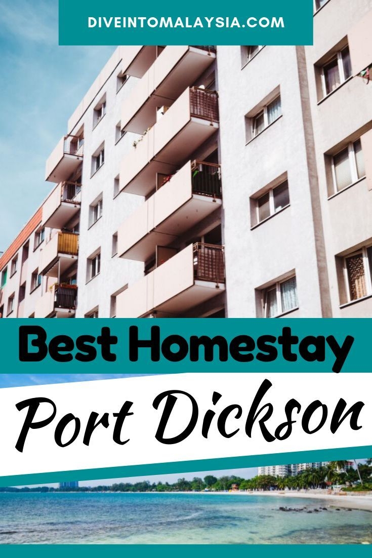 Top 10 Best Homestay Port Dickson [2020 in 2020 Port