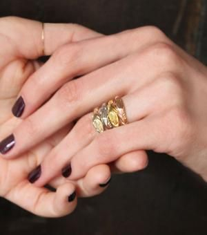 Catbird::shop by category::JEWELRY::Wedding & Engagement::Wedding Bands::Pas de Deux Ring