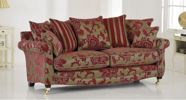 Slipcovers For Sofas Vienna Seater Sofa Scatter Back ScS Sofas