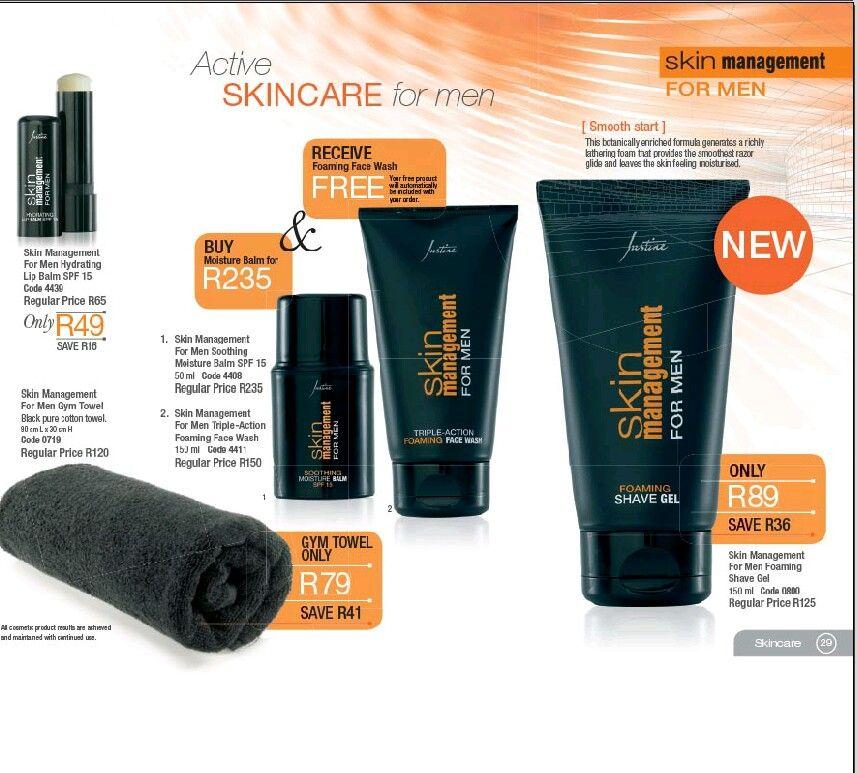 Skincare For Men Foaming Face Wash Skin Care Face Wash
