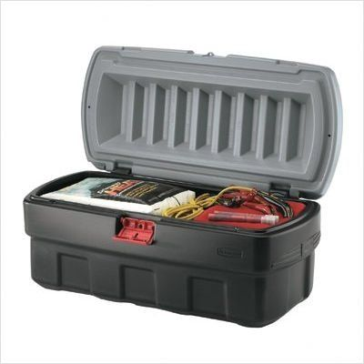 "$69.89-$124.00 Rubbermaid 11920138 Action Packer Cargo Box, 48-Gallon - Rubbermaid 1192-01-38 ActionPacker Rubbermaid 1192-01-38 ActionPacker Features: Tough, lockable latches (lock not included) Easy bungee cord tie-down Durable construction Rubbermaid 1192-01-38 ActionPacker Specifications: Description: ActionPacker Cargo Box - 48 gal Size: 43.8"" x 20"" x 17"" Ideal for auto, boat, picnics, campin ..."