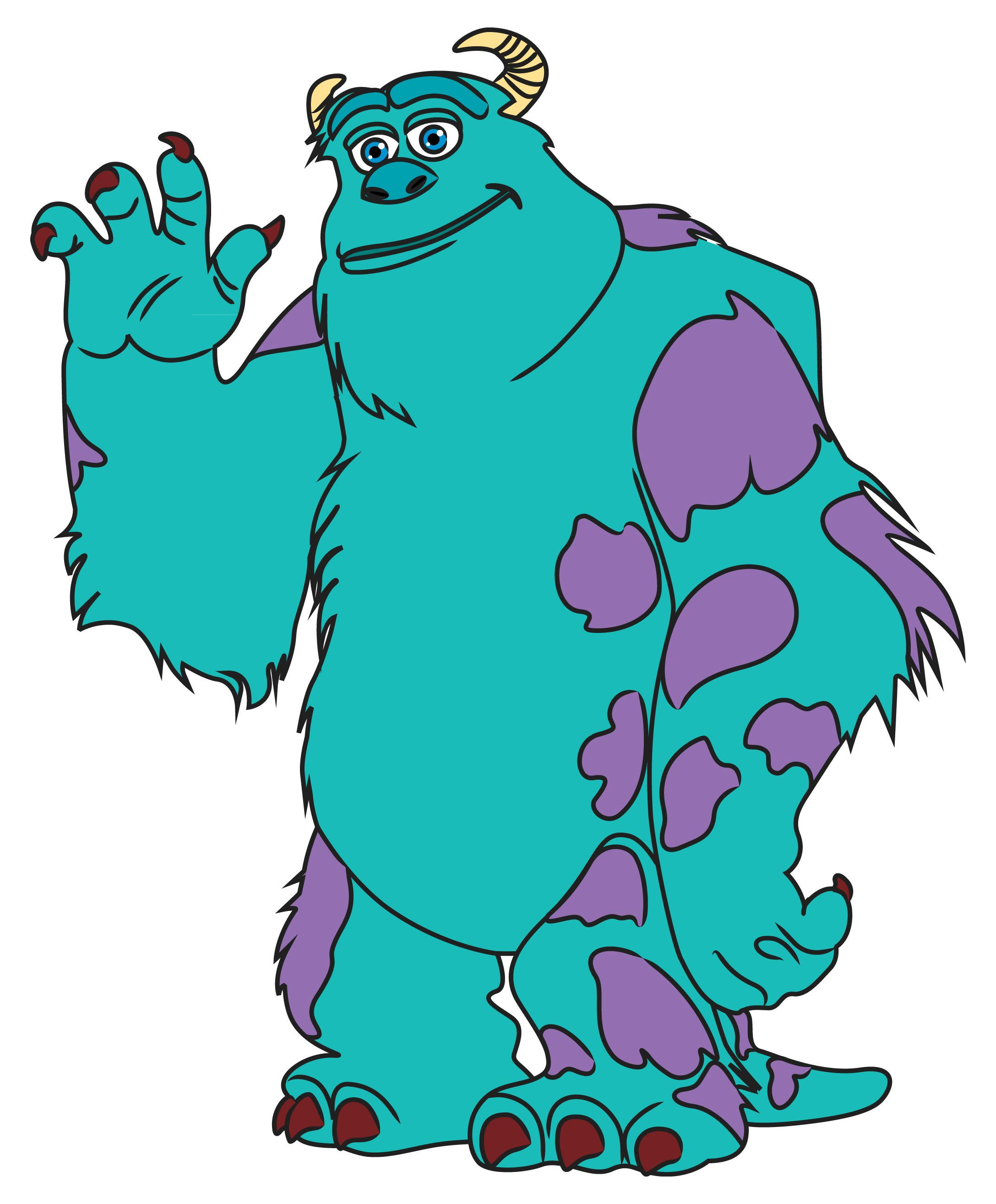 sully from monsters inc - Google Search | ENFJ | Pinterest