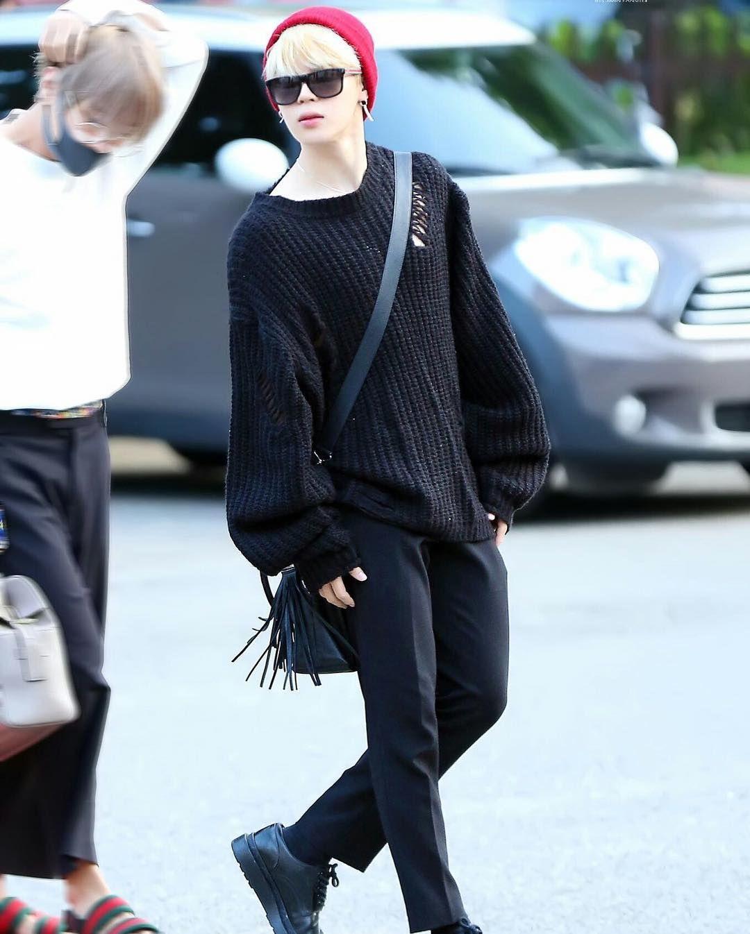 Park Jimin  BTS 💕✨  Jimin airport fashion, Bts inspired