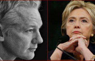 BOMBSHELL: Wikileaks Founder Says Unreleased Hillary Emails PROVE She Armed ISIS