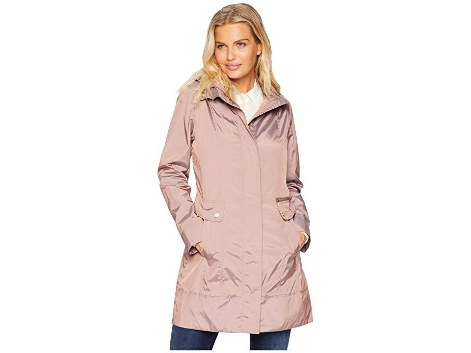 Cole Haan Womens Lightweight Packable Rainwear
