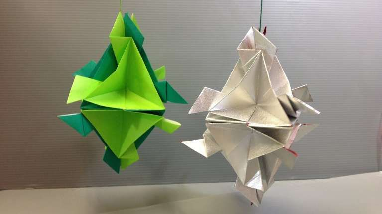 Best Of Modular Origami Ball Instructions Best Photos For World