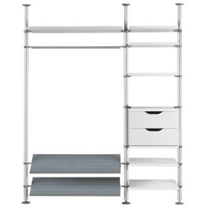 Merveilleux IKEA | Clothes Storage Systems | STOLMEN System | STOLMEN | 2 Sections