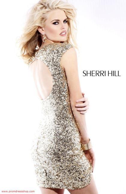 Sherri Hill 1611 at Prom Dress Shop  - Sherri Hill  #sherrihill #sherrihilldresses #homecomingdresses #homecoming