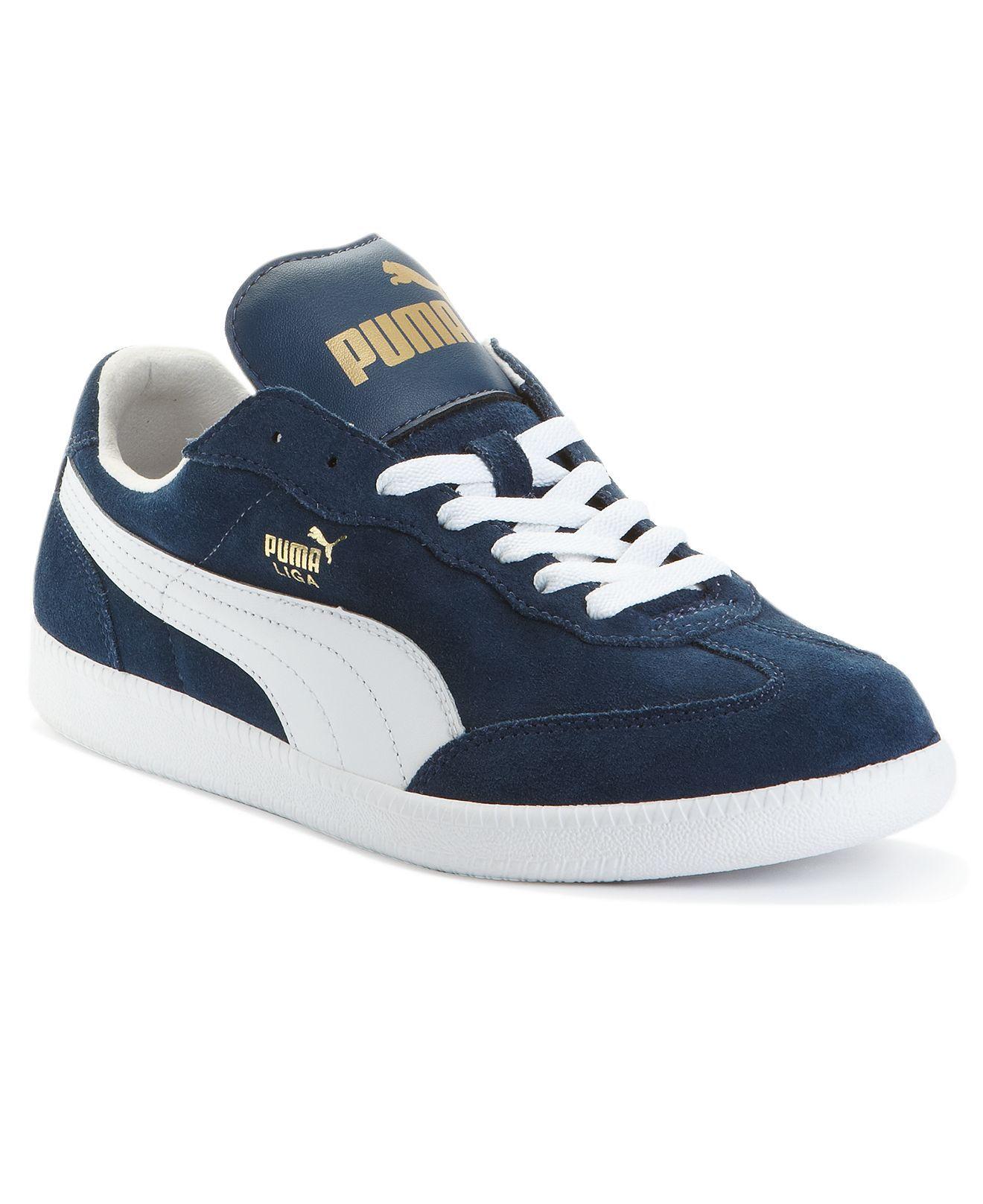 chaussure puma liga homme