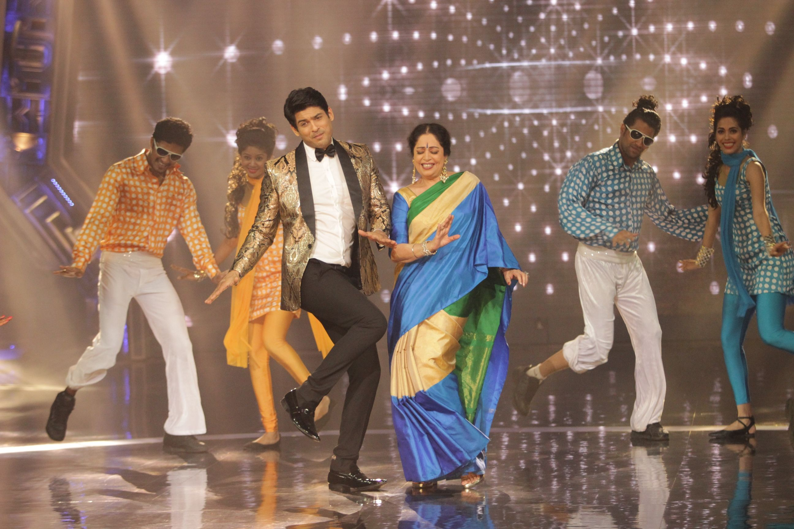 Image result for kirron kher dance judge