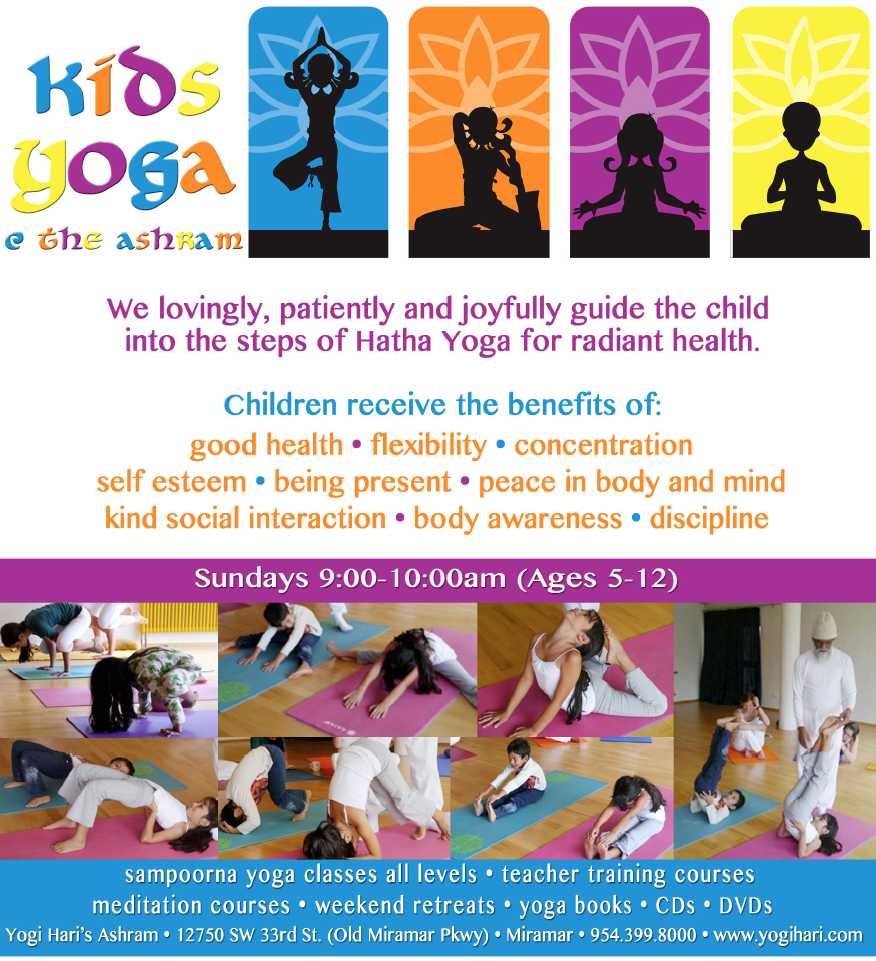 Kids Yoga flyer 2013 cropped | graphic Design | Pinterest | Yoga