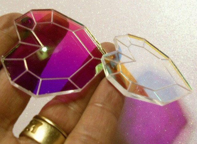 heart earrings,laser cut hearts,radiant,heart studs,holographic,laser cut earrings,stud hearts by LaserMotions on Etsy https://www.etsy.com/listing/178769293/heart-earringslaser-cut