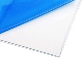 Source One Premium 1 16 Clear Acrylic Plexiglass Sheet 12 X 12 Inches Thin 1 Pack Clear Acrylic Sheet Plexiglass Sheets Clear Plexiglass
