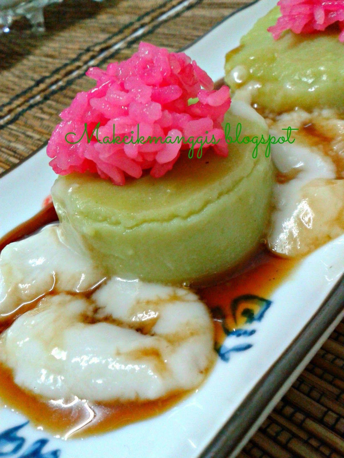 Assalamualaikum Dan Selamat Petang Lompat Si Katak Lompat Lompat Atas Talam Cepatlah Emak Cepat Cepat Masak Lompat Ti Asian Desserts Food Malaysian Food