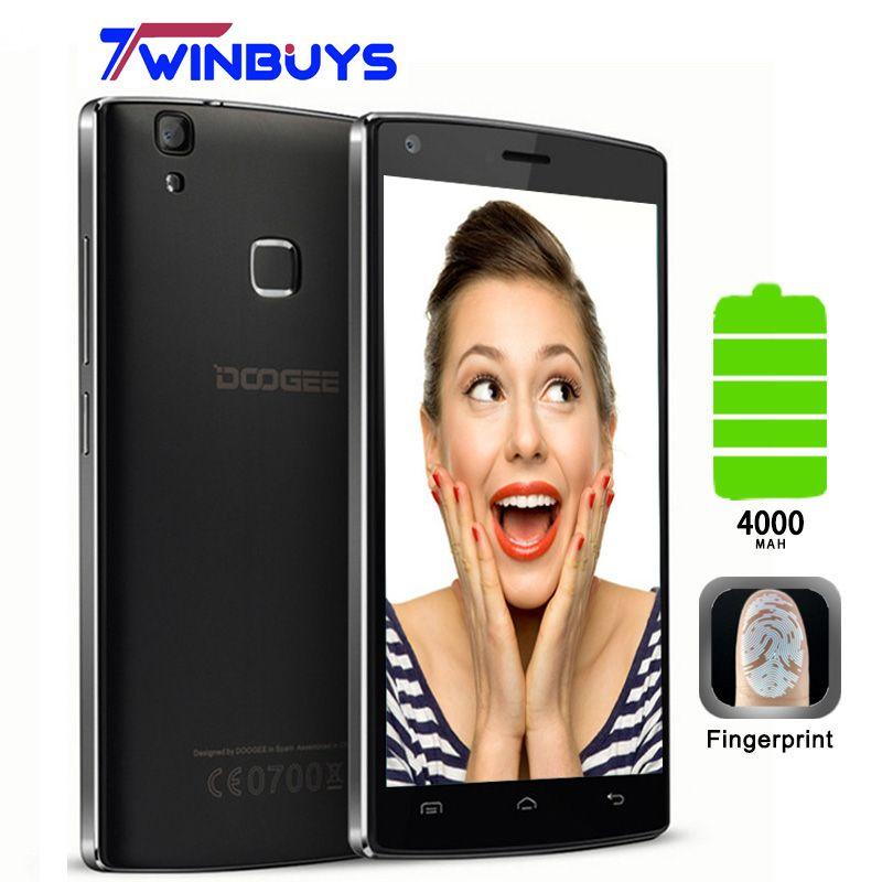 Günstige Doogee X5 MAX PRO X5 MAX Smartphone 4000 mah