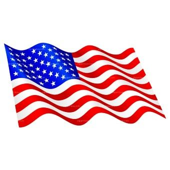 american flag clipart free usa flag 2016 flag day pinterest rh pinterest com american flag images clip art free pictures of american flag clip art