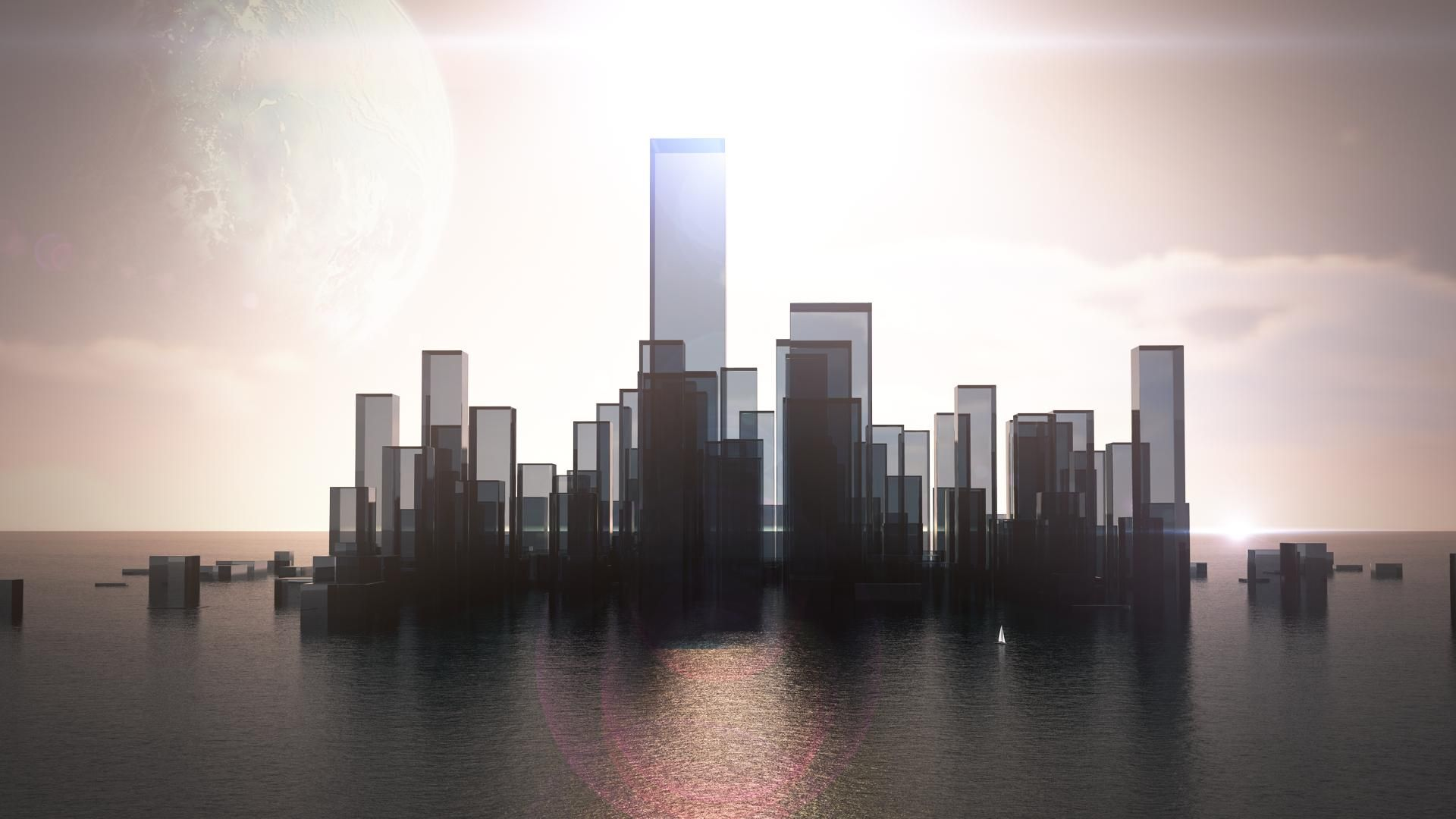 Abstract City Wallpapers Images Free Download Cityscape Wallpaper Abstract Wallpaper Abstract City