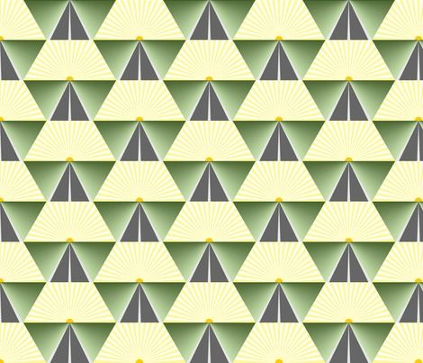 Spoonflower Fabric of the week voting: New year traditions